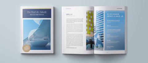 Space for individuality -    Villeroy & Boch presents an e-book on the hotel of the future