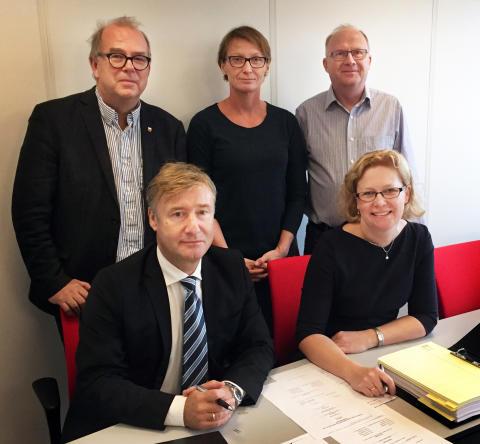 Aust-Agder velger skyløsningen Xledger