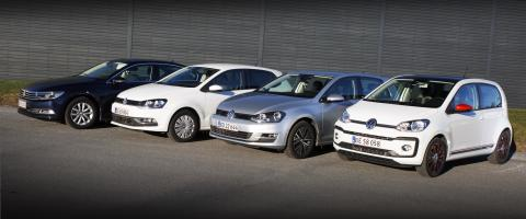 Volkswagen topper bilsalget i 2016