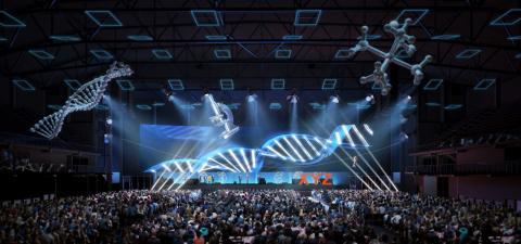 Nye Nidarøhallen - Business Event