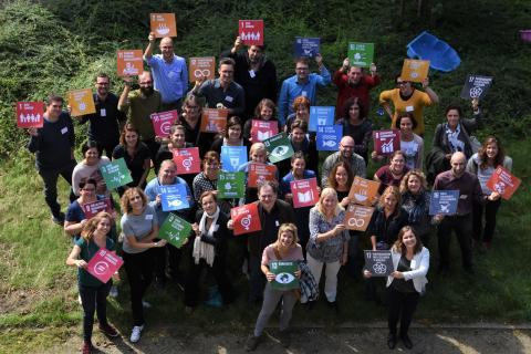 Persbericht: VVSG is Voice voor duurzame ontwikkelingsdoelstellingen (SDG's)