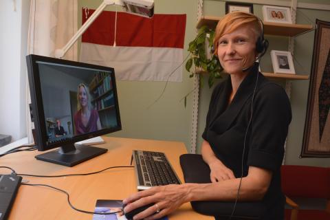 Åsa Holmner