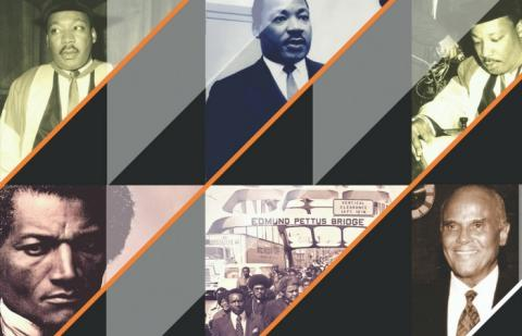 Northumbria academic to publish inside story of Martin Luther King's historic visit to Newcastle