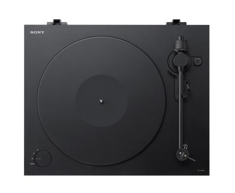 Deja que tus vinilos canten con el nuevo tocadiscos Sony de gama alta