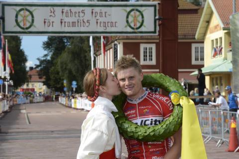 Eliten är samlad inför CykelVasan 2013