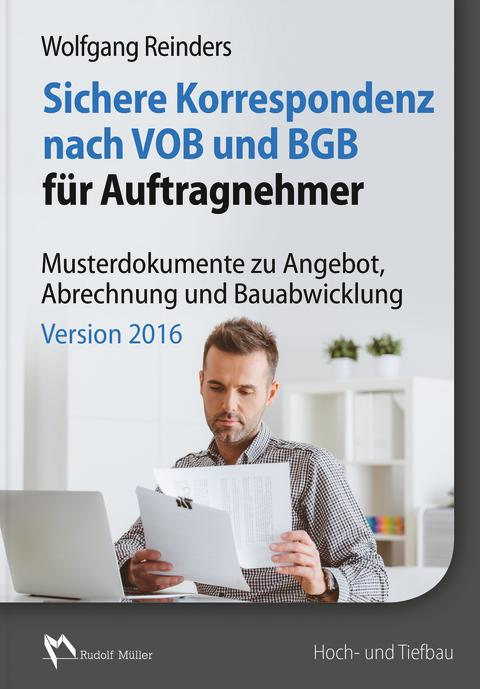 Sichere Korrespondenz nach VOB und BGB für Auftragnehmer 2D (tif)