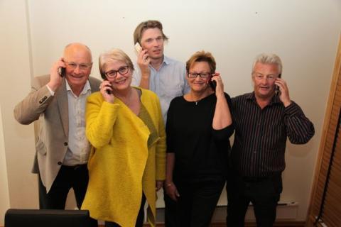 Ny rådgivingstelefon for personlig økonomi for pensjonister