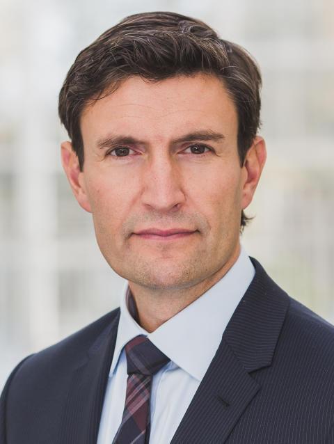 Johan Bergström, ansvarig för bank och finans på Capgemini Consulting