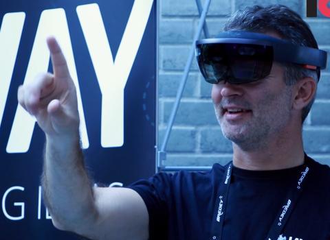 Mixed reality (VR/AR) är snart större än mobilmarknaden, upplev det på Øredev 2016