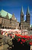 Rundturer i Tyskland: Norra Tysklands städer