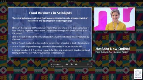 HotSpots: Alueemme yritystietoa Suomen suurlähetystöihin
