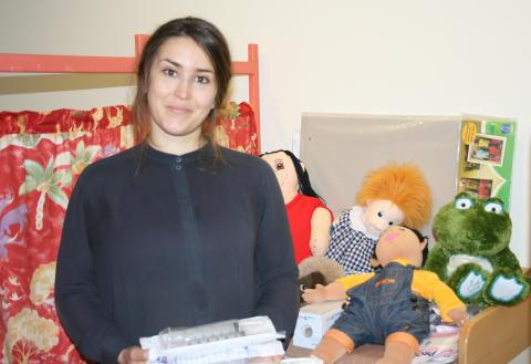 Studenter ska förbättra miljön på barncancerkliniken