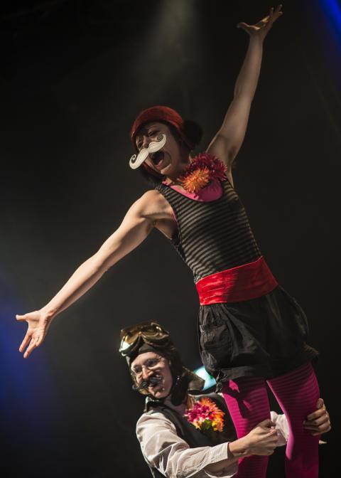 Nu startar Sommarscenen - festivalen som turnerar i Västerås stadsdelar