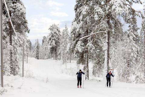 Längdpremiär i vinterlandskap den 23 november 2016