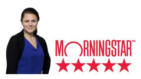 SPP Grön Obligationsfond får högsta betyg av Morningstar