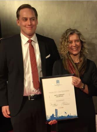 TePe vinner pris som Årets Jobbkomet