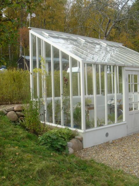 Privat trädgård
