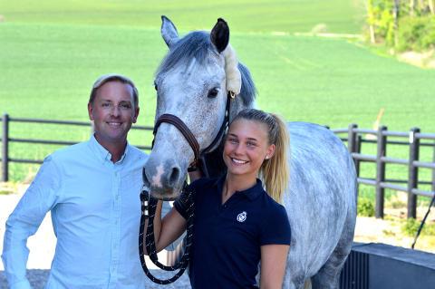 Känd bloggare och ryttare till Hästmässa