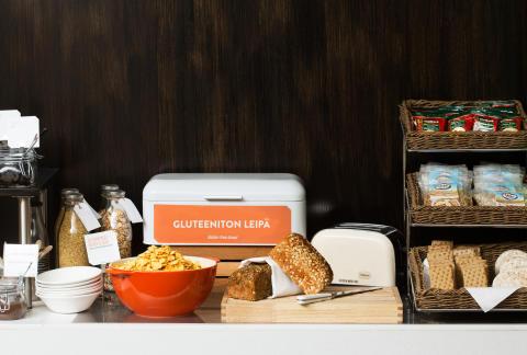 Scandic tarjoaa paremman aamun kaikille uudistamalla aamiaiskonseptiaan