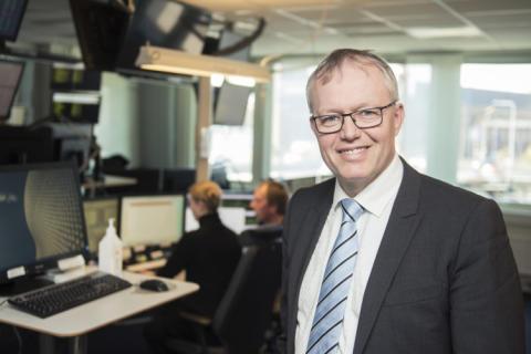 Håkan Nilsson ny tillförordnad VD för MTR Nordic