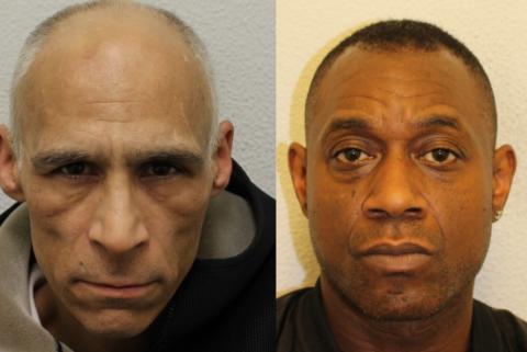 Burglars jailed for multiple offences