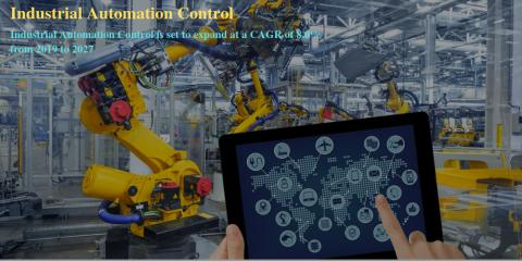 Industrial Automation Control Market is Set to Experience Revolutionary Growth by 2027 | ABB, Honeywell, Siemens AG, Emerson Electric, Bosch Rexroth