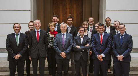 Kooperation TU Berlin und Santander