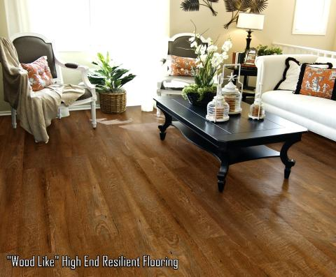 Are You Sure This is Not Real Wood Flooring?