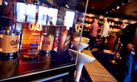 Scandlines Whisky & Festival im BorderShop Puttgarden