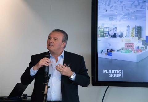 Smurfit Kappa och Plastic Soup Foundation går samman för att förändra framtidens förpackningar