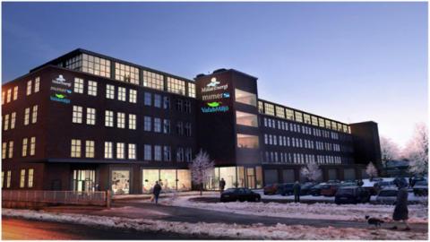 VafabMiljö i nytt huvudkontor tillsammans med Mimer och Mälarenergi