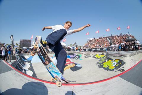 Skateboard-VM tillbaka i Malmö 2017