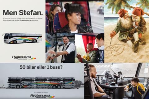 Flygbussarnas sista dag i Transdev-koncernen