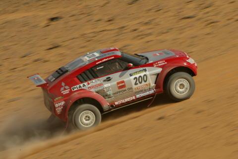 Mitsubishi Pajero 2003_05