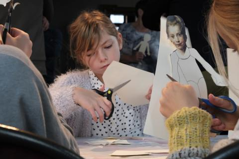 PERSMEDEDELING: Inschrijving Kunstendag voor Kinderen 2018 gestart