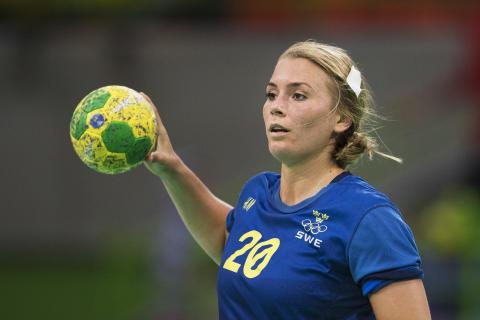Isabelle Gullden Idrottsgalan 2017