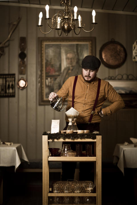 Sveriges bästa kaffeupplevelse i Ramundberget?