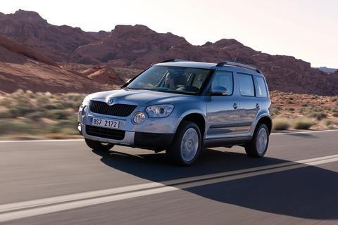 Bra start på året för Skoda Auto