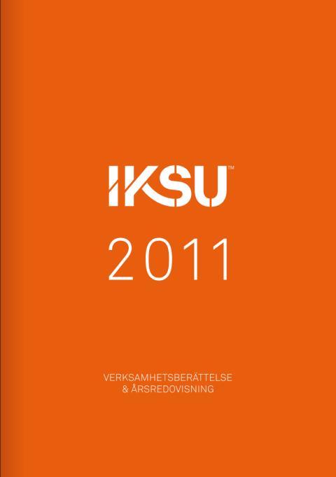 IKSU 2011 | verksamhetsberättelse och årsredovisning