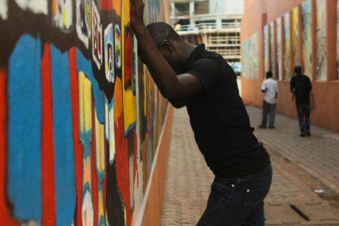Ta itu med den ökande homofobin i Afrika!