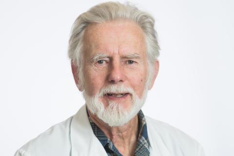 Johnny Ludvigsson, senior professor, Linköpings universitet