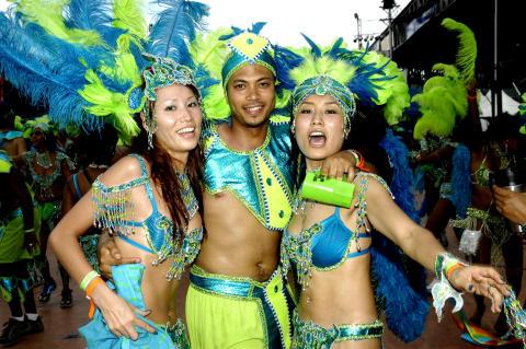 Nå kan du se årets Trinidad & Tobago Carnival Calendar