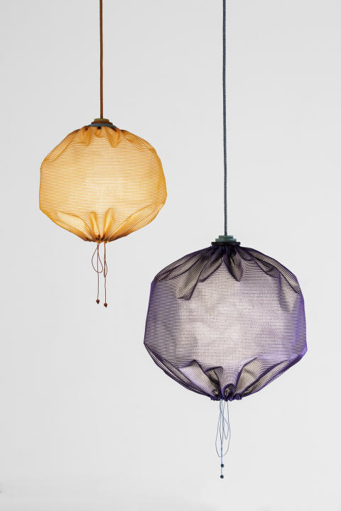 Drawstring Lamp