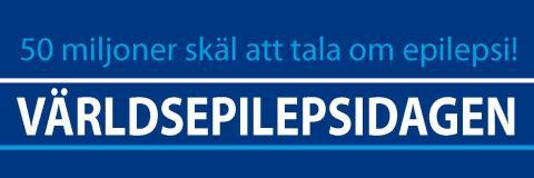 Dags att tala om epilepsi - VÄRLDSEPILEPSIDAGEN 12 februari