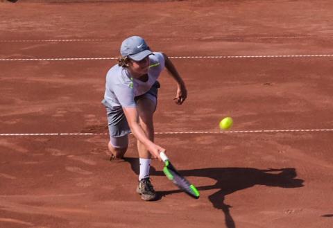 Nationellt godkänd idrottsutbildning Tennis från 2020