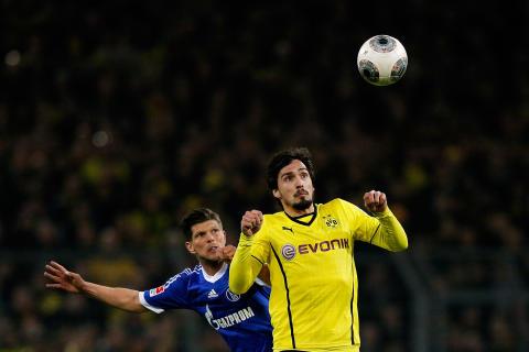 Bundesliga omgång 6: Revierderby!