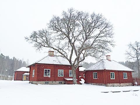 Pressinbjudan: I sommar öppnar den restaurerade huvudbyggnaden på Gamla Staberg