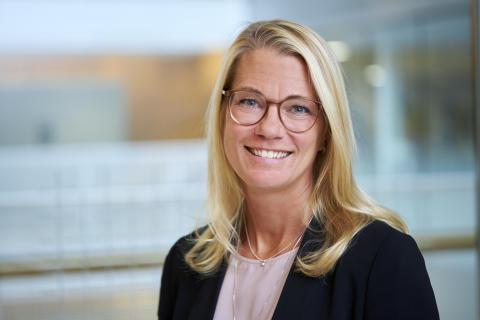 Kristin Mörth HR-chef