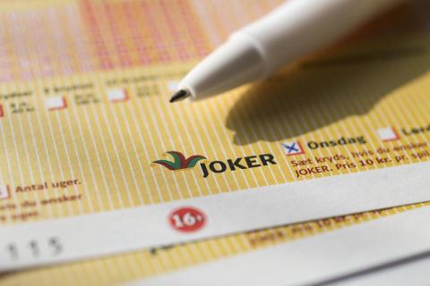 Joker lotto