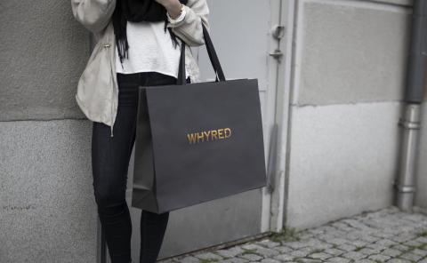 Stilsäkra bärkassar från Whyred